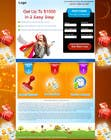 Graphic Design Entri Peraduan #21 for Design Landing Page #1 Shopping Product In 2013 Shopping Season In USA... Can you design better than Santa Claus?