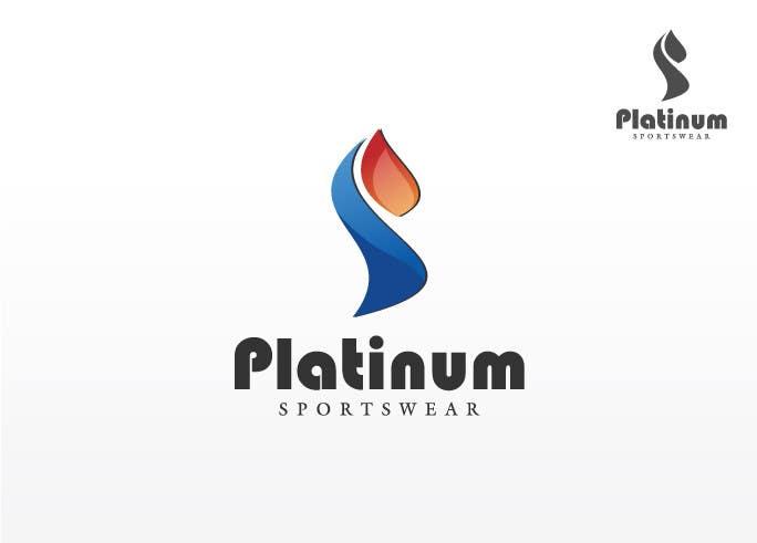Konkurrenceindlæg #189 for Platinum Sportswear