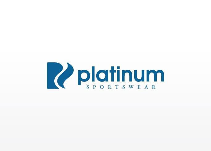 Konkurrenceindlæg #190 for Platinum Sportswear