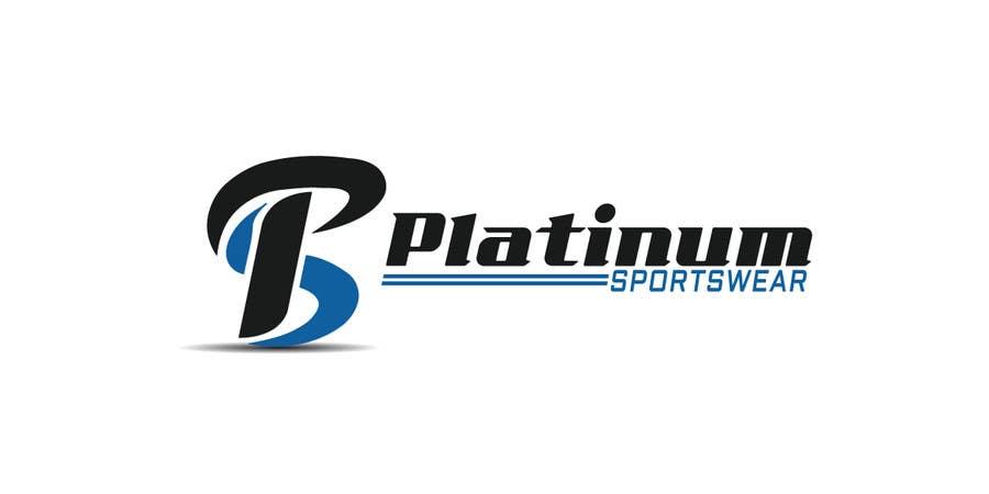 Konkurrenceindlæg #177 for Platinum Sportswear