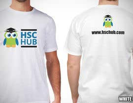 nº 3 pour Design a T-Shirt for Hschub.com par srkdesigns