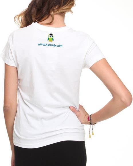 #2 for Design a T-Shirt for Hschub.com by jaeadriano