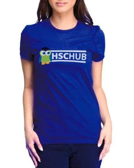 #43 for Design a T-Shirt for Hschub.com by jaeadriano