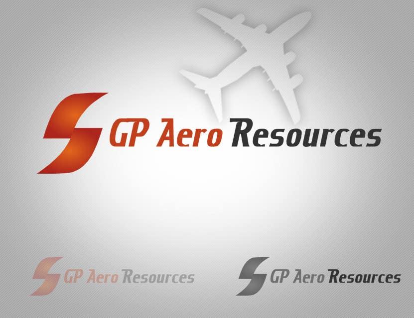 Inscrição nº 53 do Concurso para Design a Logo for GP Aero Resources
