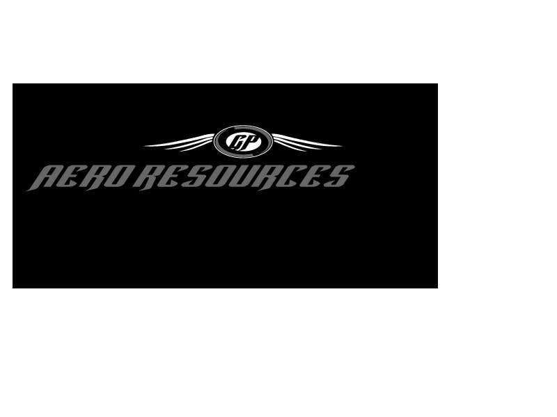 Inscrição nº 42 do Concurso para Design a Logo for GP Aero Resources