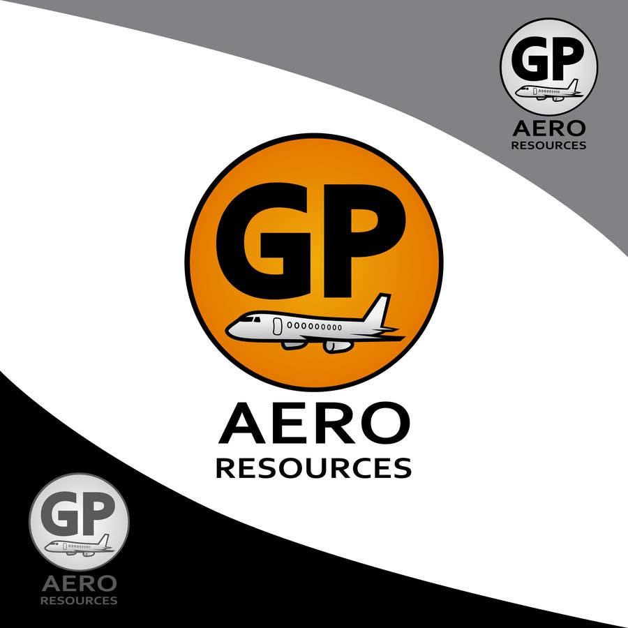 Inscrição nº 95 do Concurso para Design a Logo for GP Aero Resources