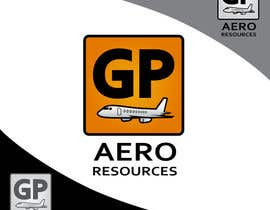 #96 para Design a Logo for GP Aero Resources por vladimirsozolins