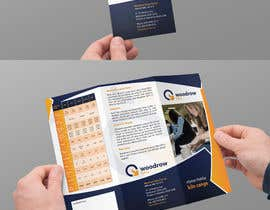 nº 19 pour Design 2 Brochure /  Flyers based on our new theme. 2 Side A4 & Trifold A4 par Brandwar