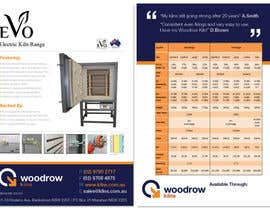 #9 para Design 2 Brochure /  Flyers based on our new theme. 2 Side A4 & Trifold A4 por ScribbleGD