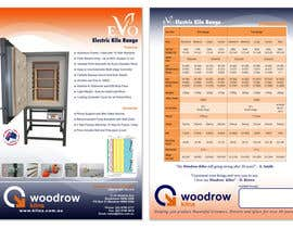 #14 for Design 2 Brochure /  Flyers based on our new theme. 2 Side A4 & Trifold A4 by mcabalda