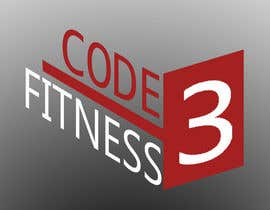 nº 16 pour Design a Logo for Code 3 Fitness par Slim2k