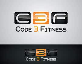 nº 11 pour Design a Logo for Code 3 Fitness par HammyHS