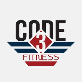 #12 for Design a Logo for Code 3 Fitness by csdesigns7
