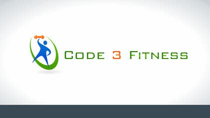 #17 for Design a Logo for Code 3 Fitness by speedpro02