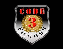 #23 cho Design a Logo for Code 3 Fitness bởi bobbyfariz