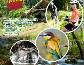 #4 untuk Design a Advertisment for Udzungwa Forest Tented Camp oleh ambalaonline1