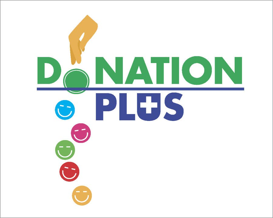 #77 for Design a Logo for Donation Plus by davidliyung