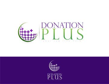 #164 for Design a Logo for Donation Plus by thehottestmen
