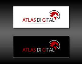 nº 65 pour Improve a logo for Atlas digital par Remon1199