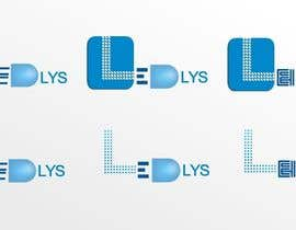 #61 for Design a logo for the web-site www.ledlys-as.no by anish11k