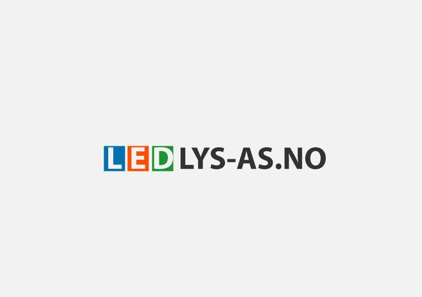 Bài tham dự cuộc thi #57 cho Design a logo for the web-site www.ledlys-as.no