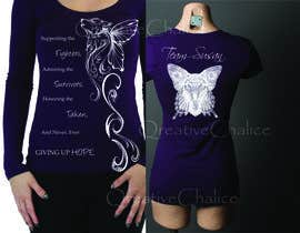 nº 5 pour Design a T-Shirt for Walk to cure Lupus par MariInk