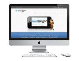 #6 for Wordpress Theme Design for Blue Baboon Advertising af cnlbuy