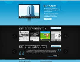 nº 11 pour Wordpress Theme Design for Blue Baboon Advertising par yesidesign
