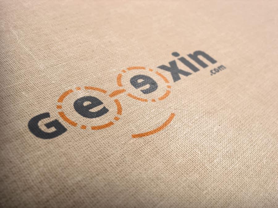 Bài tham dự cuộc thi #                                        9                                      cho                                         Design a Logo for Geexin