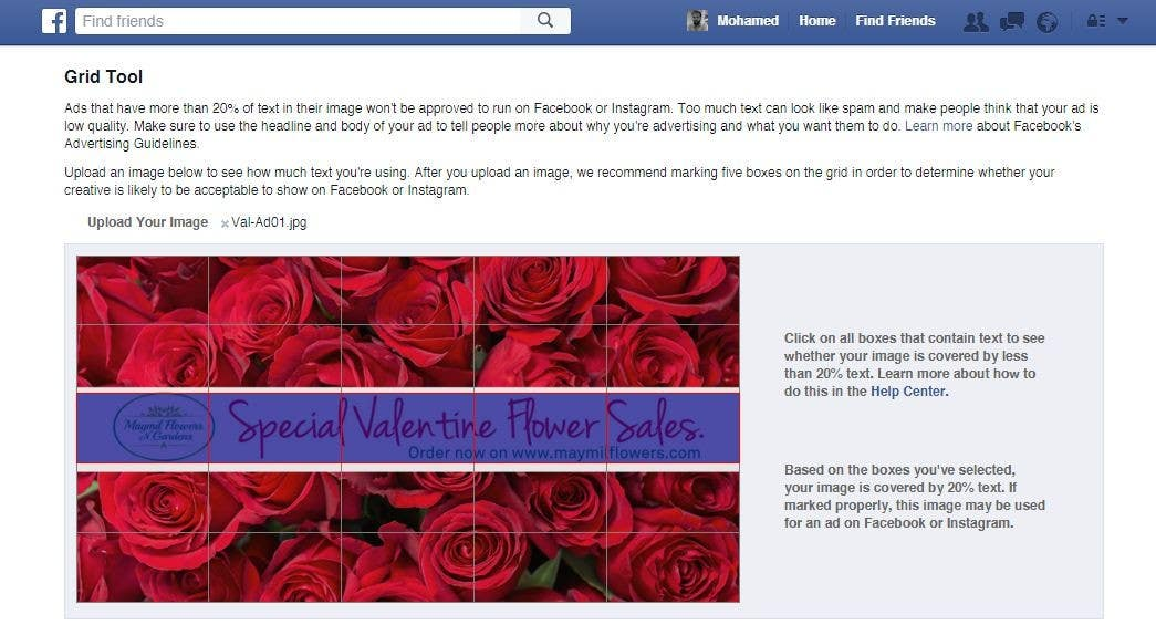Entry 18 By Samazran For Design A Valentine Ad Image For A Facebook