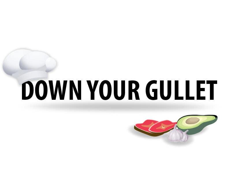 Inscrição nº 122 do Concurso para Logo Design for food Vlog