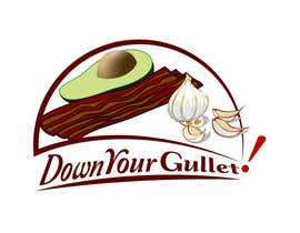 Nro 142 kilpailuun Logo Design for food Vlog käyttäjältä studioprieto
