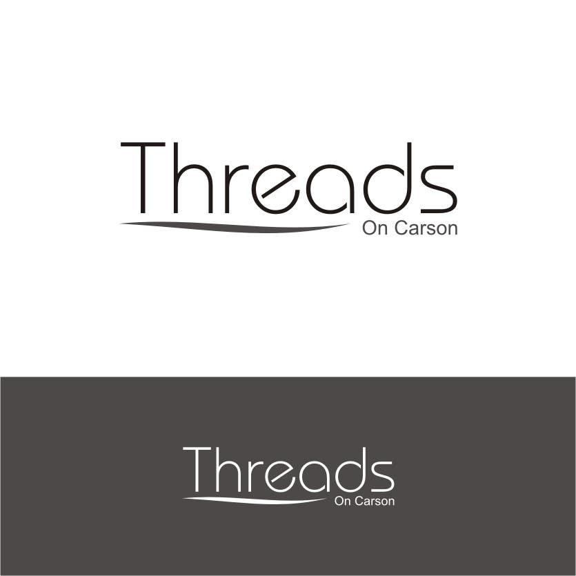 "Kilpailutyö #39 kilpailussa Design a Logo for ""Threads"""