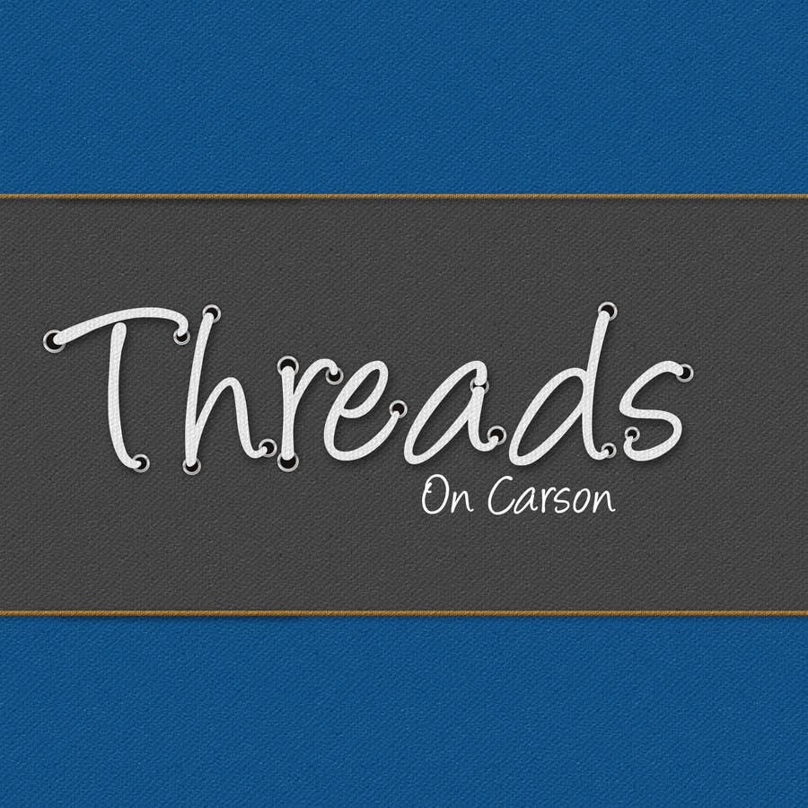 "Kilpailutyö #56 kilpailussa Design a Logo for ""Threads"""