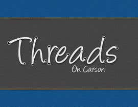 "#56 for Design a Logo for ""Threads"" af janssenpanizales"