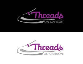 "#30 for Design a Logo for ""Threads"" af Kkeroll"