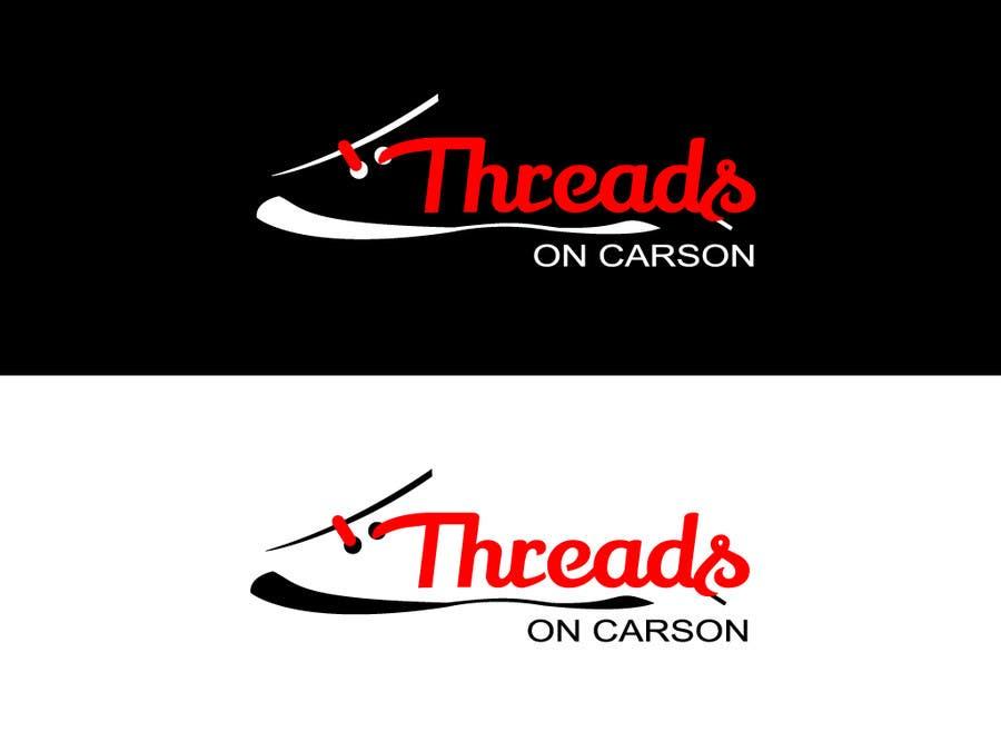 "Kilpailutyö #31 kilpailussa Design a Logo for ""Threads"""