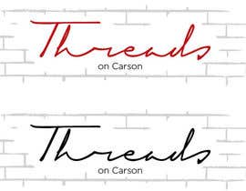 "#57 for Design a Logo for ""Threads"" af Estudio3551"