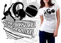 Contest Entry #17 for Design a T-Shirt for a Korean baseball website