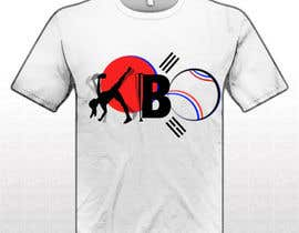 #20 for Design a T-Shirt for a Korean baseball website af sonjit43