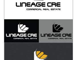 #213 for Design a Logo for Lineage CRE by risonsm