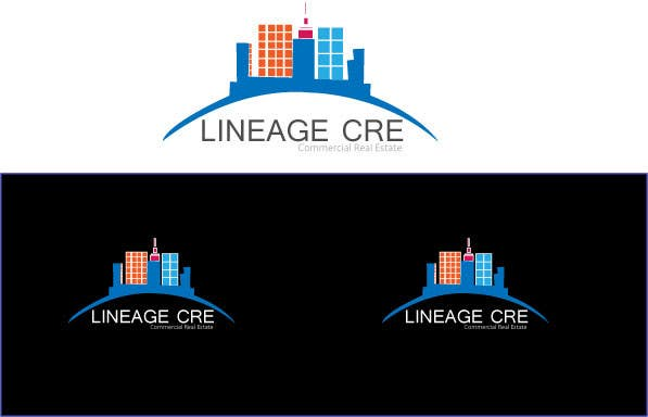 #84 for Design a Logo for Lineage CRE by bdrajzosim