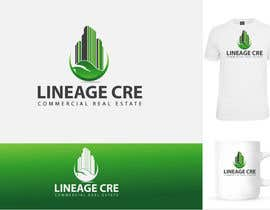 #115 for Design a Logo for Lineage CRE af brandmaker2007