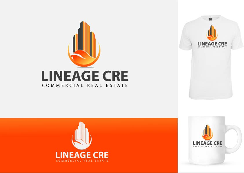 #117 for Design a Logo for Lineage CRE by brandmaker2007