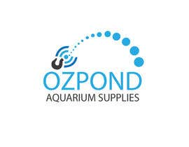 #94 for Design a Logo for Oz Pond and Aquarium Supplies af bdrajzosim