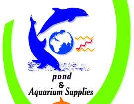 #88 untuk Design a Logo for Oz Pond and Aquarium Supplies oleh nithinvnnr87
