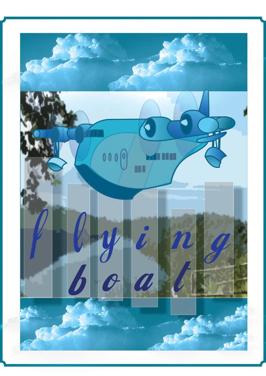 #16 for Design retro travel poster by zahrazibarazzzz