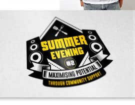 #236 for Design a Logo for a community school event (Summer Evening #2) by adsis