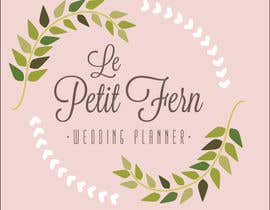 #184 para Design a Logo for le petit fern por crvdesign