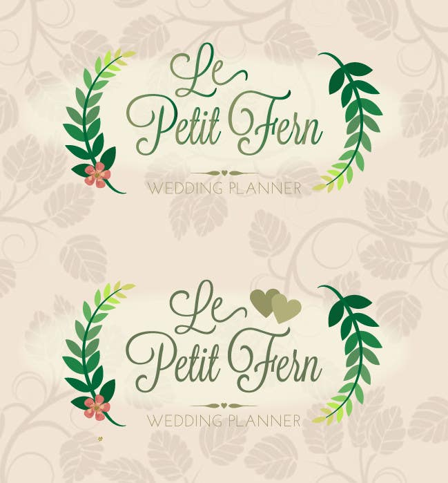 #180 for Design a Logo for le petit fern by Tsurugirl